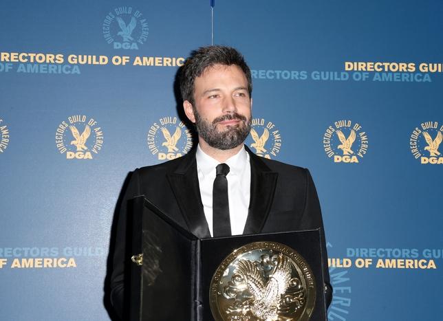 Ben Affleck Wins DGA Award
