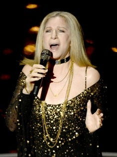 Streisand to Be Honored by Lincoln Center