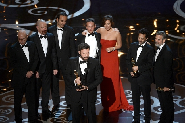 Oscar Winners: 'Argo' Takes Best Picture