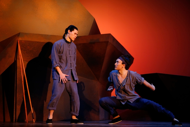 Inventive 'The Dance and the Railroad' Makes for Memorable Theater