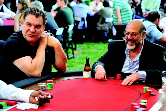 SAG Foundation Goes All In at Poker Classic