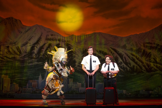 L.A. Review: The Book of Mormon