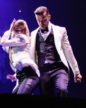 Justin Timberlake, SAG-AFTRA Reach Deal on Tour Dancers