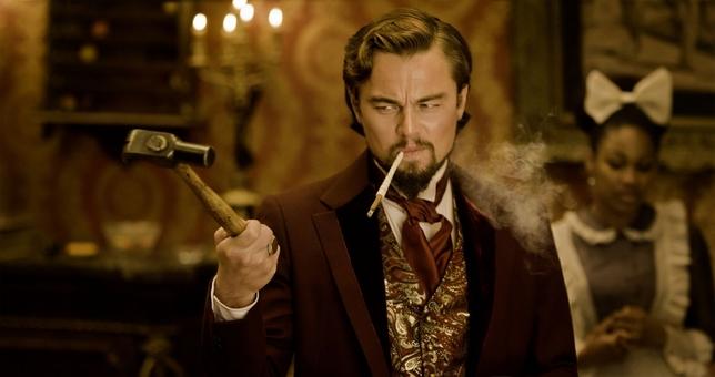 'Django' Enters Race with Golden Globe Noms; Other Surprises