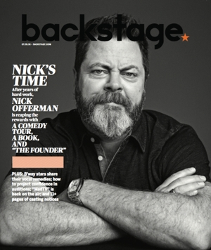 Nick Offerman on Embracing Your Inner Weirdo
