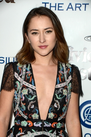 Zelda Williams on Playing a Trans* Character on TV