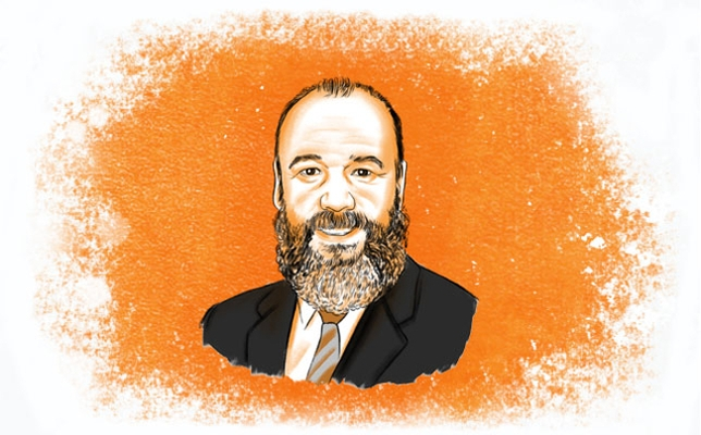 7 Questions With 'Fiddler on the Roof' Star Danny Burstein