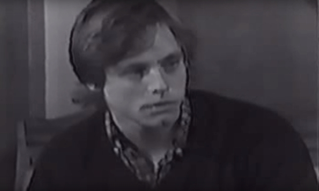 Watch Mark Hamill's Audition for the Original 'Star Wars'