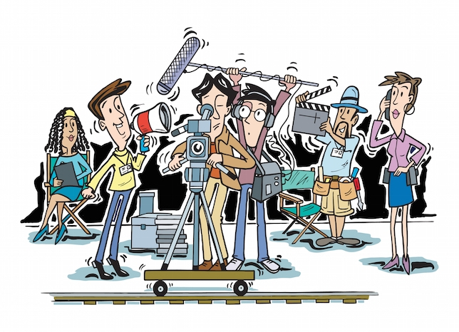 The Actor's Guide to Who Does What on Film and TV Crews