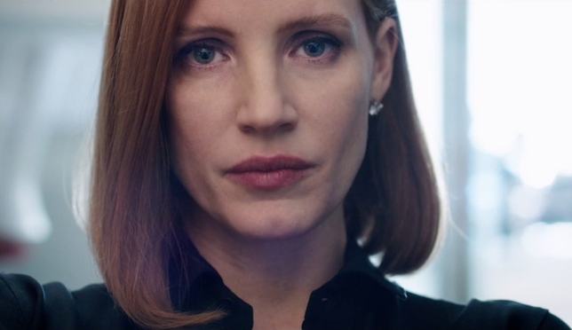Jessica Chastain Throws Her Hat Into the Oscar Ring