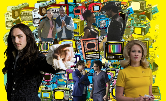 Your Guide to the New Fall TV Schedule