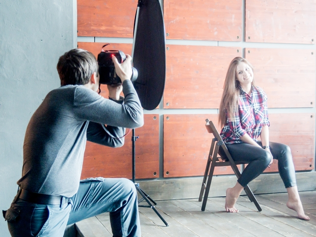 How to Find a Great Commercial Photographer