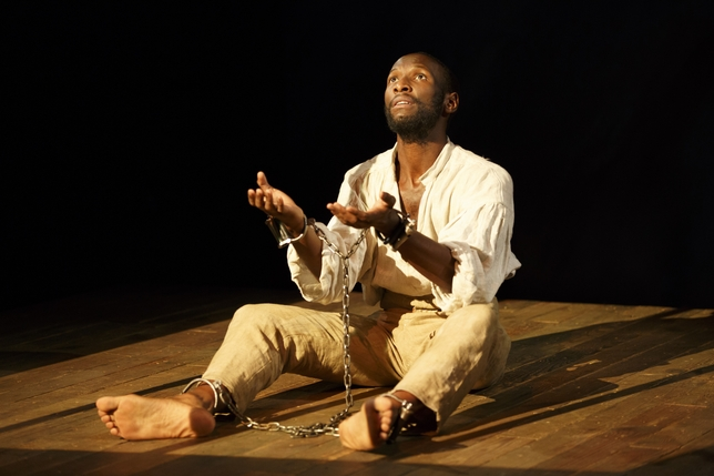 History Meets Religion Onstage in 'Nat Turner in Jerusalem'
