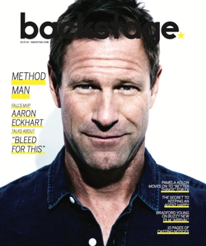Aaron Eckhart on How Doubt Can Fuel Your Acting Career