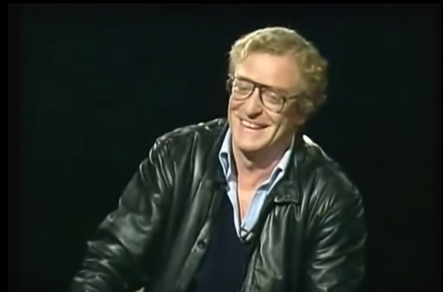 WATCH: 1 Hour of Acting Advice From the Masterful Michael Caine