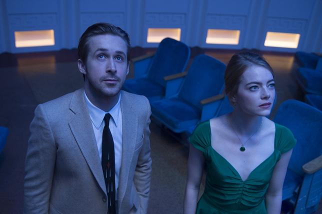 Backstage Exclusive: Ryan Gosling and Emma Stone Take Us to 'La La Land'