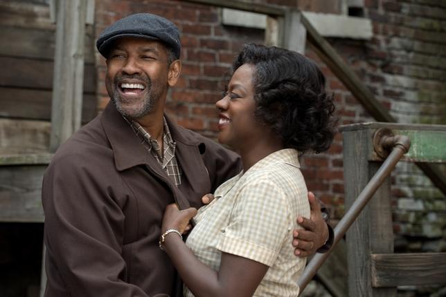 'Fences' and Its Powerhouse Cast Heat Up Oscar Race