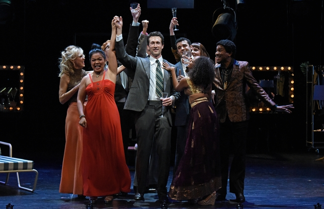 Idealism and Compromise in Michael Arden's 'Merrily We Roll Along'