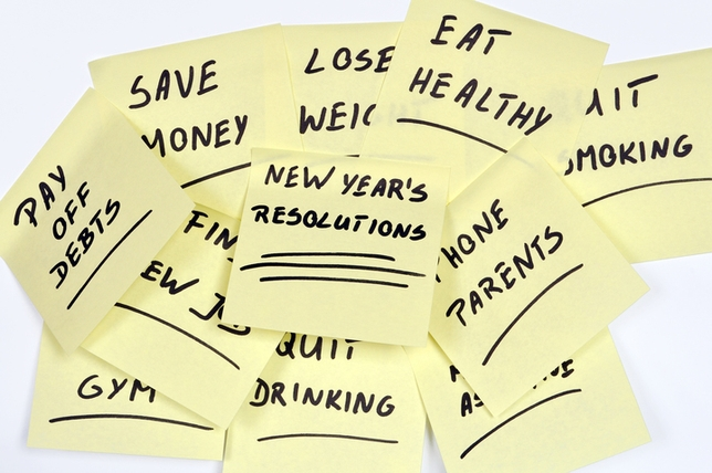 5 New Year's Resolutions for Every Actor to Make