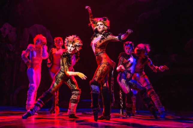 London Now Casting: Royal Caribbean's 'Cats' and More Gigs
