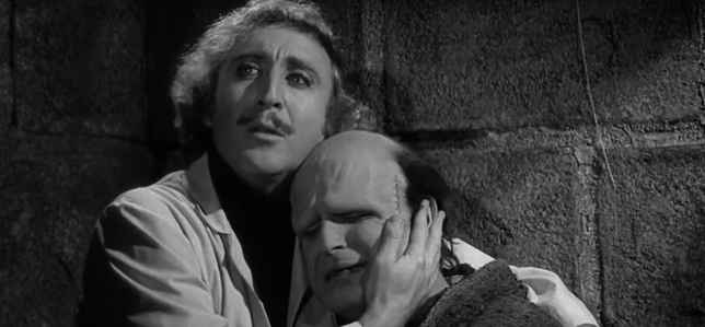A Love Letter to Gene Wilder, Before His Silver Screen Fame