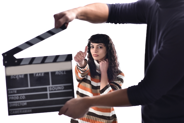How to Make a Demo Reel Without Preexisting Footage