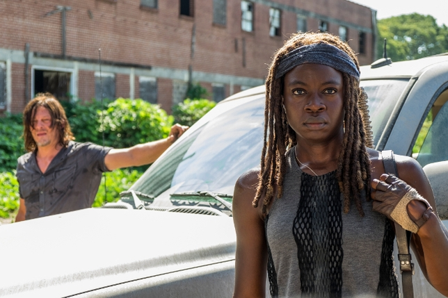 3 Things 'The Walking Dead' Cinematographers Need From Actors