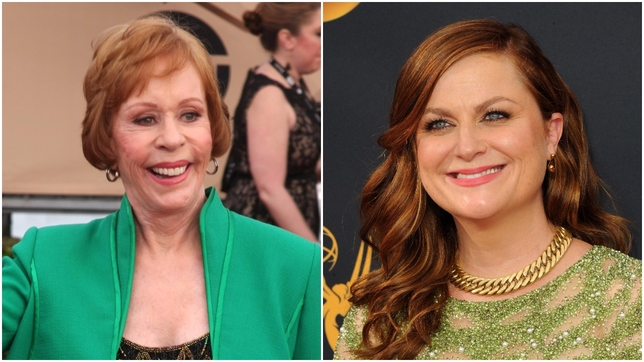 Amy Poehler, Carol Burnett Pilot Begins Casting on ABC
