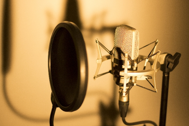 how to start your voice over career