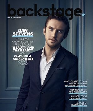 How Dan Stevens Went From Disney Prince to Comic Book Legend