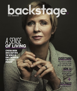 Cynthia Nixon: From 'Sex and the City' to Emily Dickinson