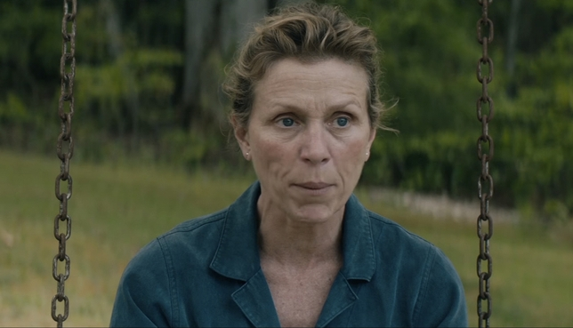 Kuvahaun tulos haulle frances mcdormand three billboards