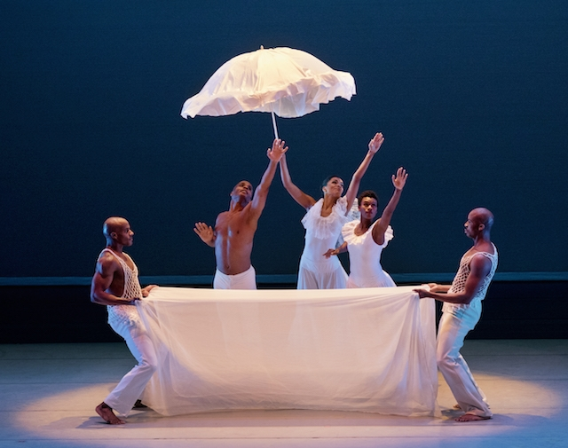 Get Cast in Alvin Ailey American Dance Theater + 4 More Jobs