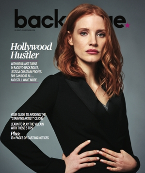 Jessica Chastain Works Harder Than You