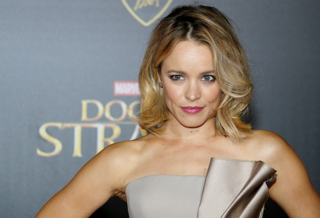 Now Casting: Rachel McAdams-Starring 'Game Night'