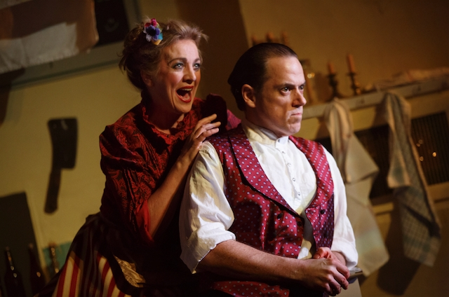 'Sweeney Todd,' 'Hadestown' Lead 2017 Lucille Lortel Nominations