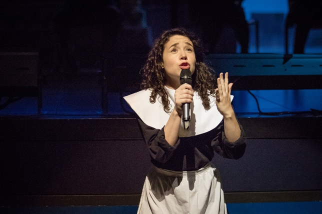 The 1 Thing That Helped Sarah Steele Through 'The Good Fight' and 'The Humans'