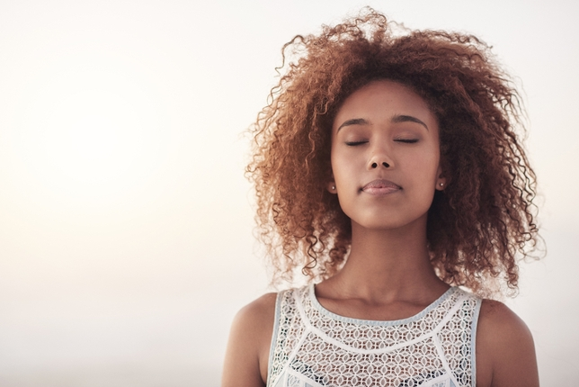 Find Your Breath: How to Stay Grounded + Centered When Things Get Crazy