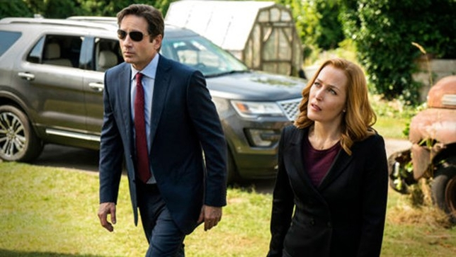 'The X-Files' Begins Casting on Second Revival