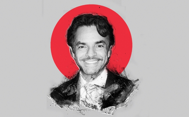Eugenio Derbez On Why Actors Need to Create Their Own Material
