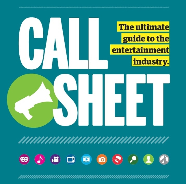 Call Sheet: Entertainment Industry Contacts & Resources