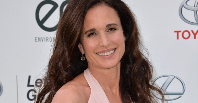How Jessica Lange Inspired Andie MacDowell to Train in NYC