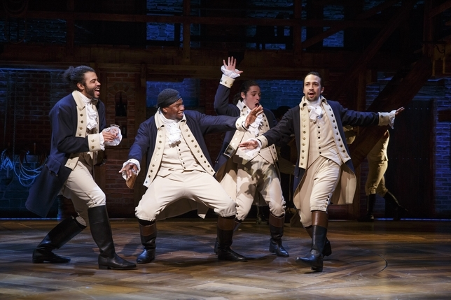 'Hamilton' is Coming to London + Looking for Actors