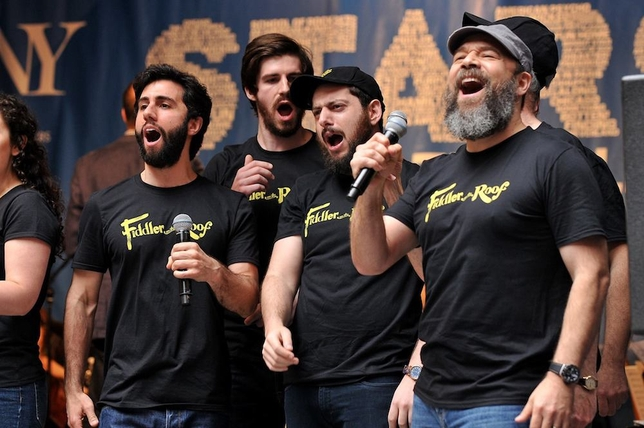 Broadway Stars Will Sing in the Streets + More NYC Events 6/02–6/08