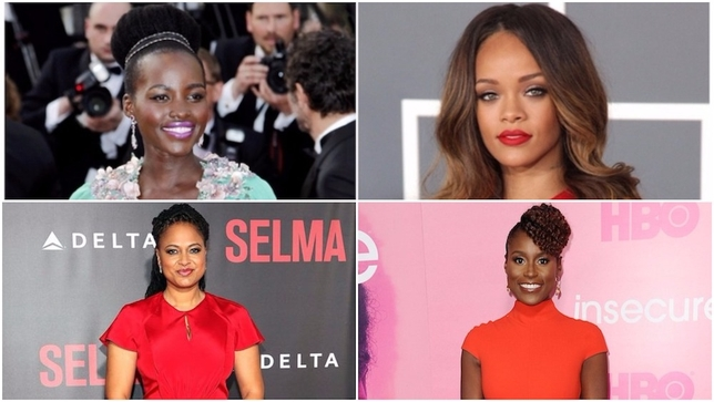 Rihanna, Lupita + the Power of Social Media