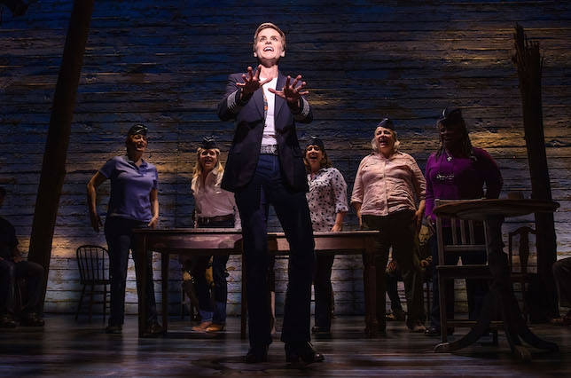 'Come From Away,' Bette Midler, and Andy Karl Win at 2017 Drama Desk Awards