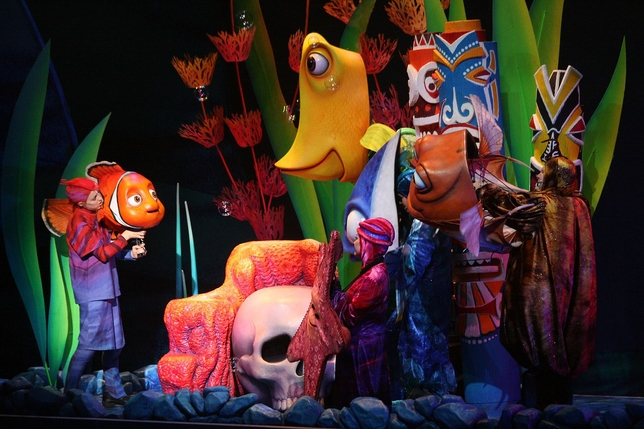 Now Casting: Swim Into 'Finding Nemo: The Musical' + 3 More Gigs