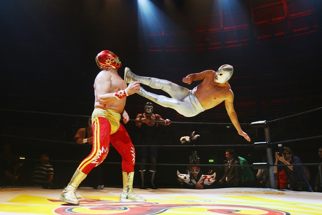Lucha Libre Comes to Town + Other London Events 6/19-6/25