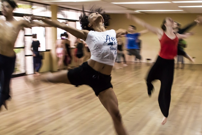 7 Things Not to Do in a Professional NYC Dance Class