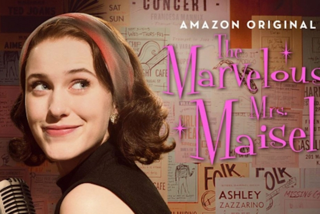 Amazon's 'Marvelous Mrs. Maisel' Is Casting Paid Background Roles in NYC